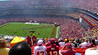 Redskins vs Packers Oct 2010